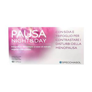 Specchiasol Pausa night & day 60 kapsula