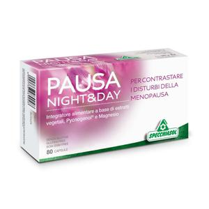 Specchiasol Pausa night & day 80 kapsula