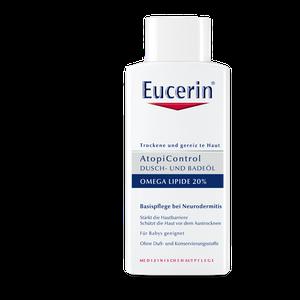 Eucerin AtopiControl ulje za pranje 400 ml