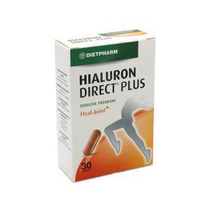 Dietpharm hialuron direct plus 30 kapsula