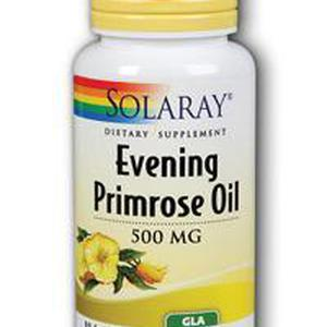 Solaray Evening Primrose oil 500 mg (ulje noćurka), 90 kapsula