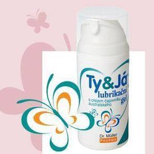 Ty&Ja lubrikantni gel s uljem čajevca, 100 g