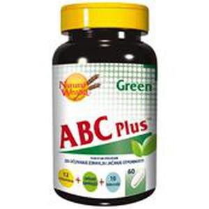 Natural Wealth ABC Plus Green, 60 tableta