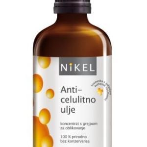 Nikel anti-celulitno ulje s grejpom, 100 ml