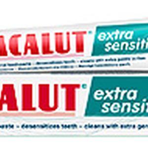 Lacalut zubna pasta extra sensitive, 75 ml
