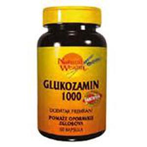 Natural Wealth Glukozamin 30x1000mg