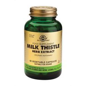 Solgar Milk thistle (sikavica) 60 kapsula