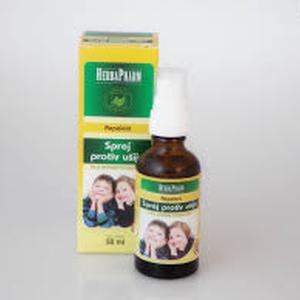 Herbapharm sprej protiv uši u kosi 50 ml