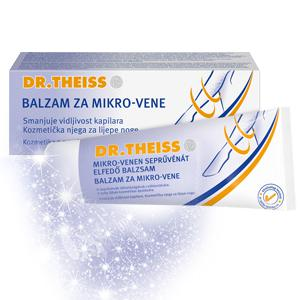 Dr. Theiss Balzam za mikro-vene 100 ml