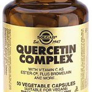 Solgar Quercetin kompleks 50 kapsula