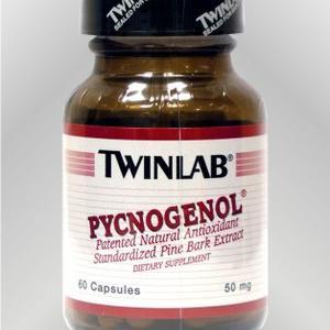 Twinlab Piknogenol 30 mg 60 kapsula