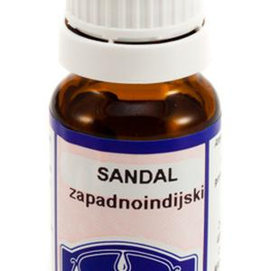 Eterično ulje sandal,  10 ml, Aromara