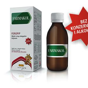 Farmakol Feropip sirup 150ml