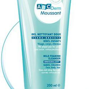 ABCDERM gel pjenušavi 200ml