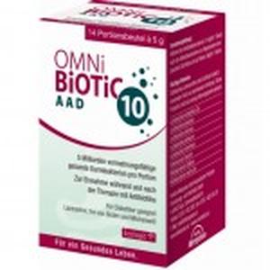 Vitality Omnibiotic 10AAD, 14 vrećica