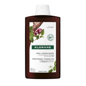 Klorane kinin i organski runolist šampon 400 ml