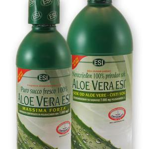 Aloe Vera sok Super 1000 ml ESI
