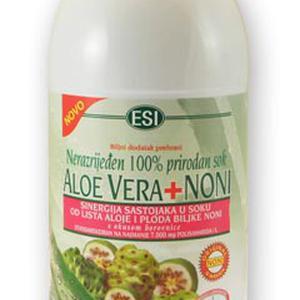 Aloe Vera + Noni sok 1000 ml