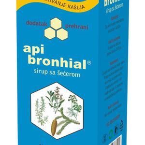 Apibronhial sirup 200 ml