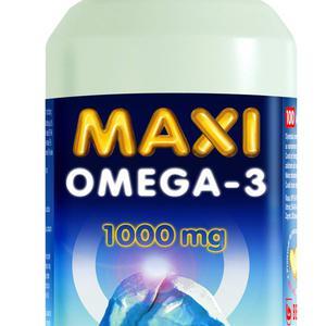 Maxi Omega-3, 100 kapsula