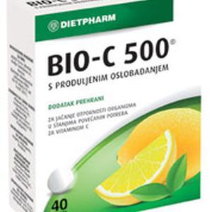 Bio-C 500, 40 kapsula