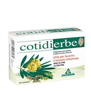 Cotidierbe tablete, 45 tableta