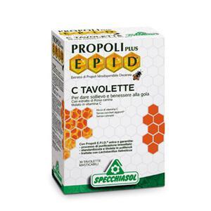 EPID pastile + C Vitamin, 30 pastila