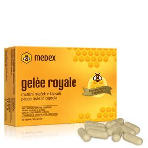 Gelee Royale matična mliječ 350mg, 30 kapsula