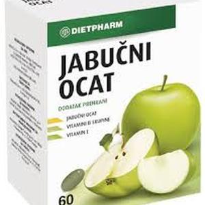 Dietpharm jabučni ocat 60 kapsula