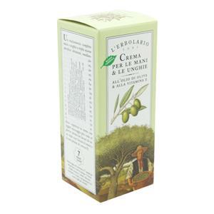 Lerbolario maslina krema za ruke i nokte 75 ml