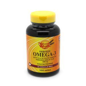 Natural wealth epa omega 3 100 kapsula