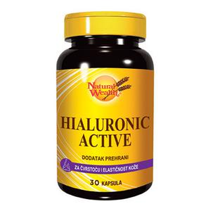 Natural Wealth hialuronic active 30 kapsula