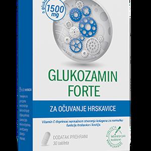Nutripharm Glukozamin forte 30 tableta