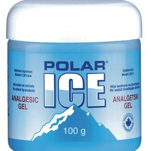 Polar Ice gel, 100g
