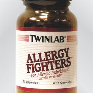 Twinlab Allergy fighters 60 kapsula
