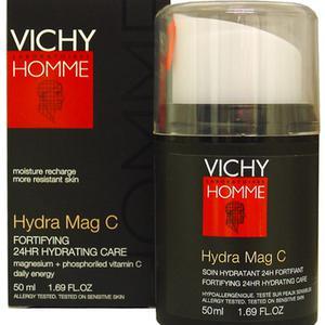 Vichy Homme Hydra Mag-C hidratantna njega 50 ml