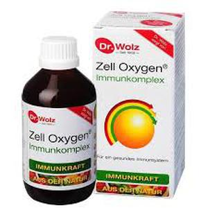 Dr.Wolz zell oxygen sirup 250 ml