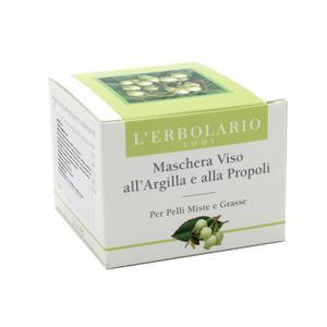 Lerbolario maska od gline i propolisa 50 ml