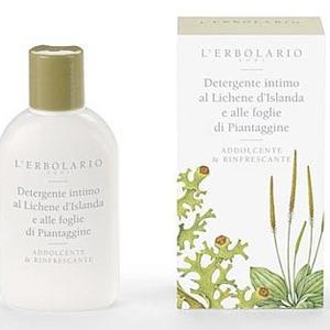 Lerbolario tekući sapun za intimnu njegu, 150 ml