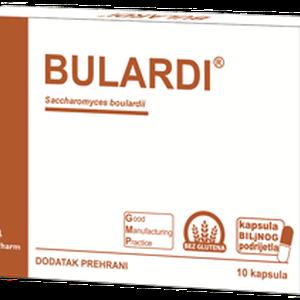BULARDI CAPS A 10