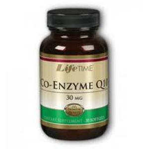 Life time koenzim Q10 30 mg   30 kapsula