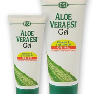 Aloe Vera ESI gel obogaćen vitaminom E i uljem čajevca 100 ml