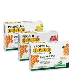 EPID pastle cink, 20 pastila