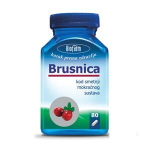 Brusnica 80 kapsula Biofarm