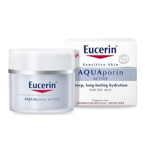 Eucerin Aqua Porin bogata krema za suhu i osjetljivu kožu 40 ml