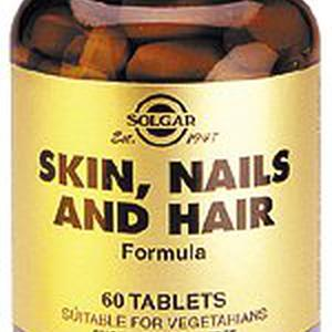 Solgar Skin, Nails and Hair Formula 60 tableta