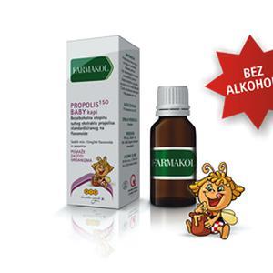 Farmakol Propolis 150 baby kapi 20ml