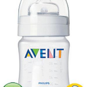Avent bočica 125 ml BPA free