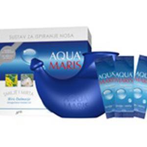 Aqua Maris sustav + vrećice soli 30x2,97g