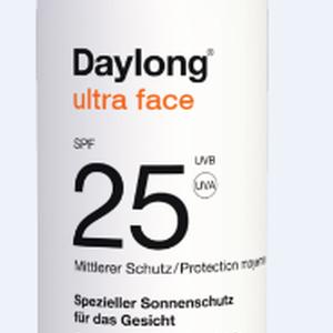 Daylong Ultra face SPF 25 50 ml